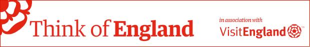 Visit England site badge