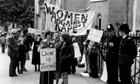 Women Against Rape demonstration London