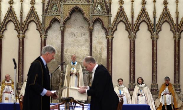 election of Archbishop of Canterbury