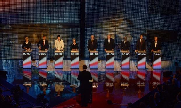 Presidential elections Czech Republic