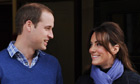 William and Kate, the Duke and Duchess of Cambridge