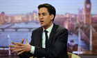 Ed Miliband speaks on Andrew Marr Show