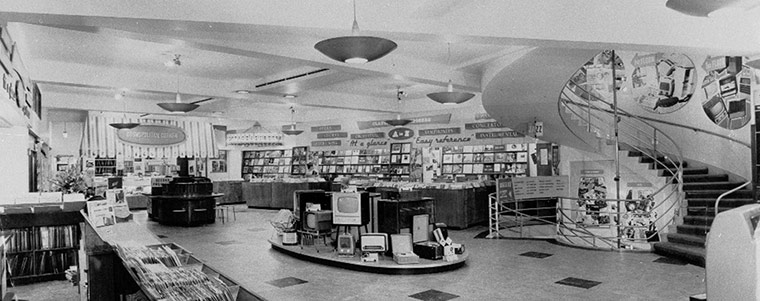 Hmv On Oxford Street A History In Pictures Business
