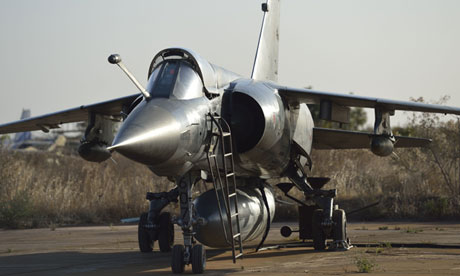 French fighter aircraft