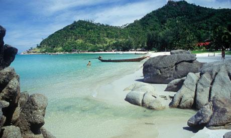 SE Asia beach