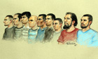 Oxford suspects at Old Bailey