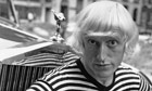 Jimmy Savile pictured in 1964