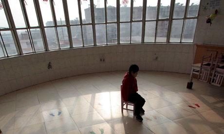 Chinese orphanage