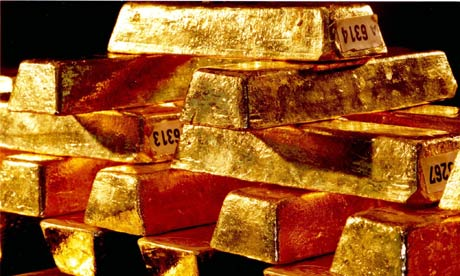 Germany's gold reserves
