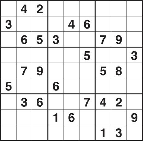 Sudoku 2,403 medium