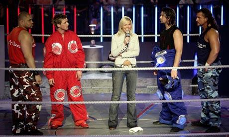 Celebrity Wrestling - Kate Lawler on BBC Radio 5 Live, 25 ...