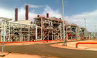 BP facility in Algeria