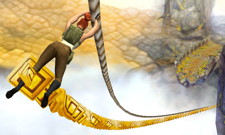 Temple Run 2 is out on iPhone and iPad, with Android following swiftly