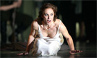Nadja Michael in Strauss's Salome, ROH