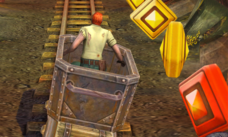 Temple Run 2: 'Our goal is to build something that lasts for the long