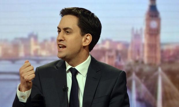 Ed Miliband said today that David Cameron's Europe speech could take Britiain