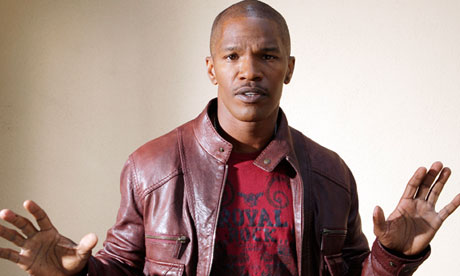 Jamie Foxx: 'Django Unchained is supposed to make you angry'