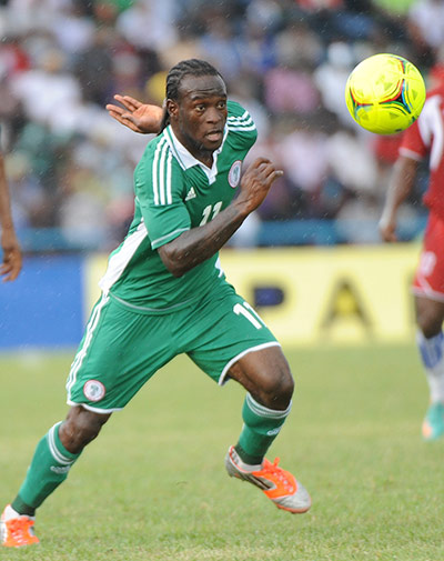 African Nations: Nigeria's Victor Moses