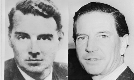 Philby and Burgess