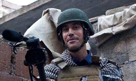 Los captores de James Foley pedían 132 millones de dólares por su vida
