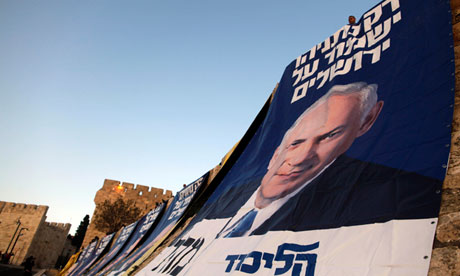 netanyaho election