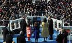 Barack Obama's inauguration in 2009