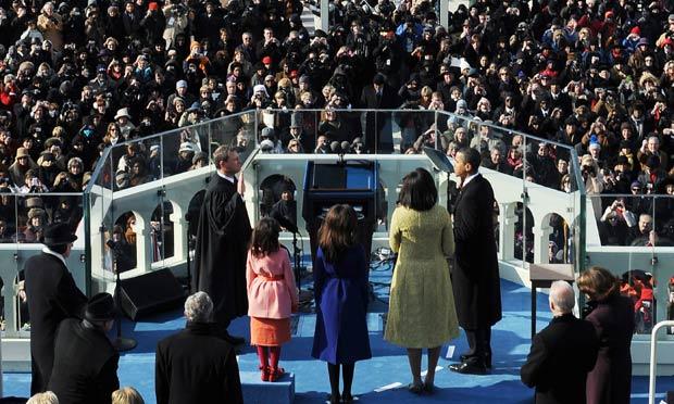 inauguration photo essay