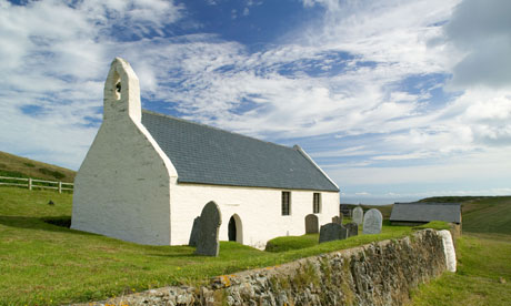 Church of the Holly Cross Mwnt Cardigan