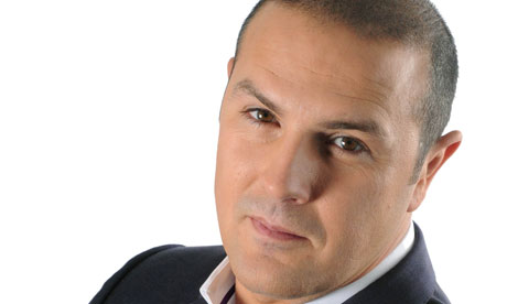 Paddy McGuinness fails to pull in big numbers with Friday night clip show   Media   The Guardian - Paddy-McGuinness-008