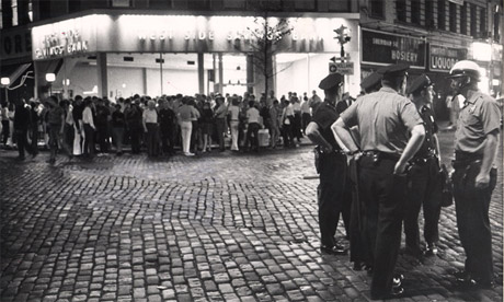 Stonewall, New York, 1969
