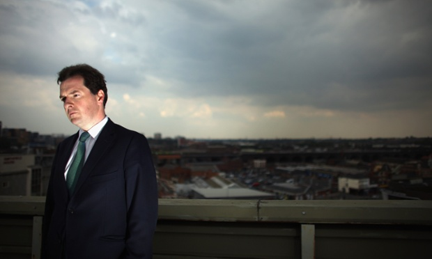 Chancellor George Osborne will be humiliated if Britain loses its triple-A rating.