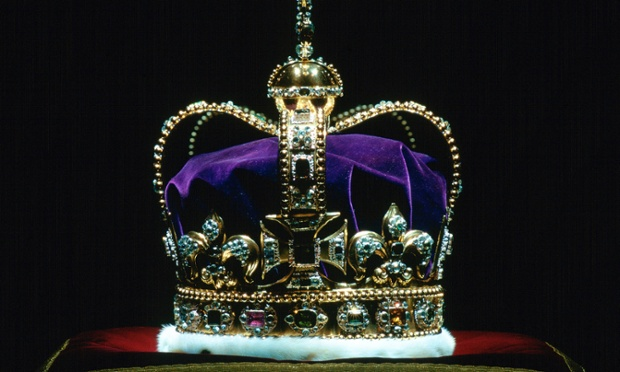 St Edward's Crown, The Coronation Crown Of England.