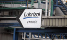 Lubrizol factory in Rouen