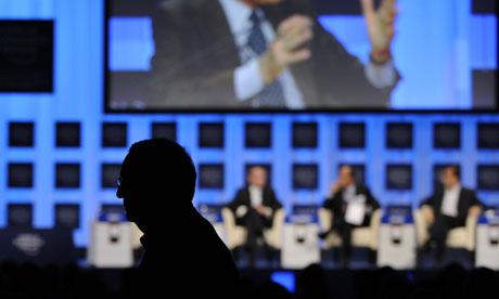 Meeting at Davos