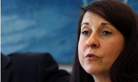 Labour minister Liz Kendall