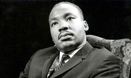 Dr Martin Luther King  Dr. Martin Luther King
