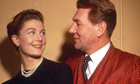 Sir Michael Redgrave And Daughter Vanessa Redgrave