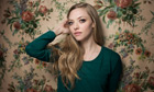 "Amanda Seyfried from the film ""Lovelace"" at Sundance Film Festival at the Fender Music Lodge"
