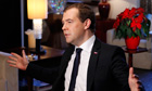 Medvedev: Assad's chances of retaining power in Syria are shrinking