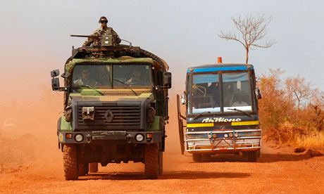 Французская армия в Мали