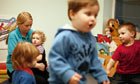 nursery staff children numbers rise