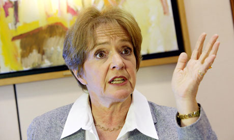 Margaret Hodge blasts HMRC over tax hotline