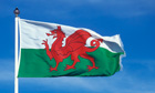 Welsh flag