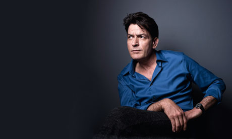 Charlie Sheen: the road to rehab