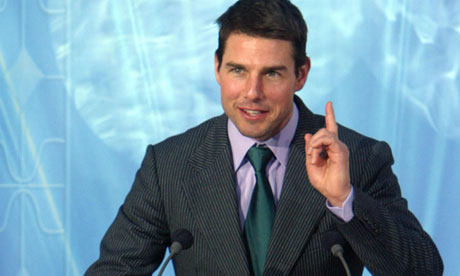 Scientology was inevitable: the lesson of Lawrence Wright ... Tom Cruise Scientology