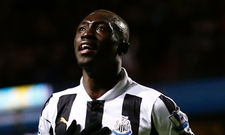 Papiss Cisse, Newcastle
