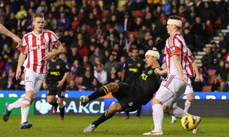 Franco Di Santo scores for Wigan