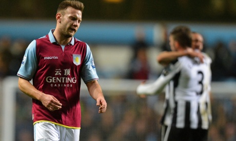 Aston Villa striker Andreas Weimann