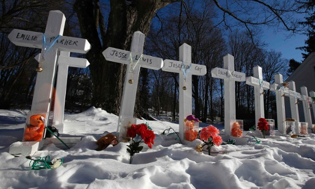 Sandy Hook School gun attack