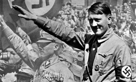 Holocaust Memorial Day backfires and other Hitler News - Vanguard ...